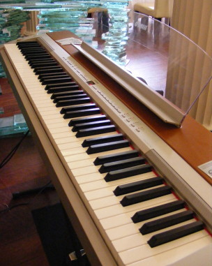 Yamaha P-155 Digital Piano